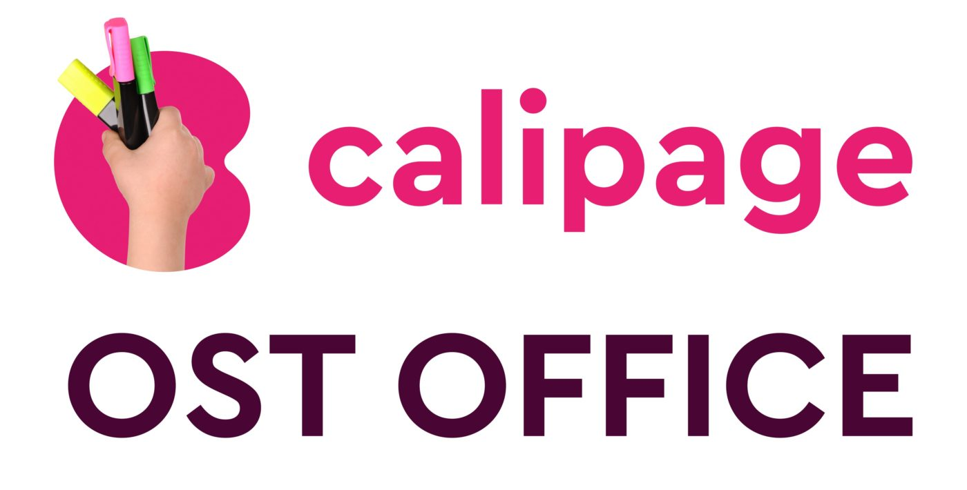 Logo van Calipage OST OFFICE